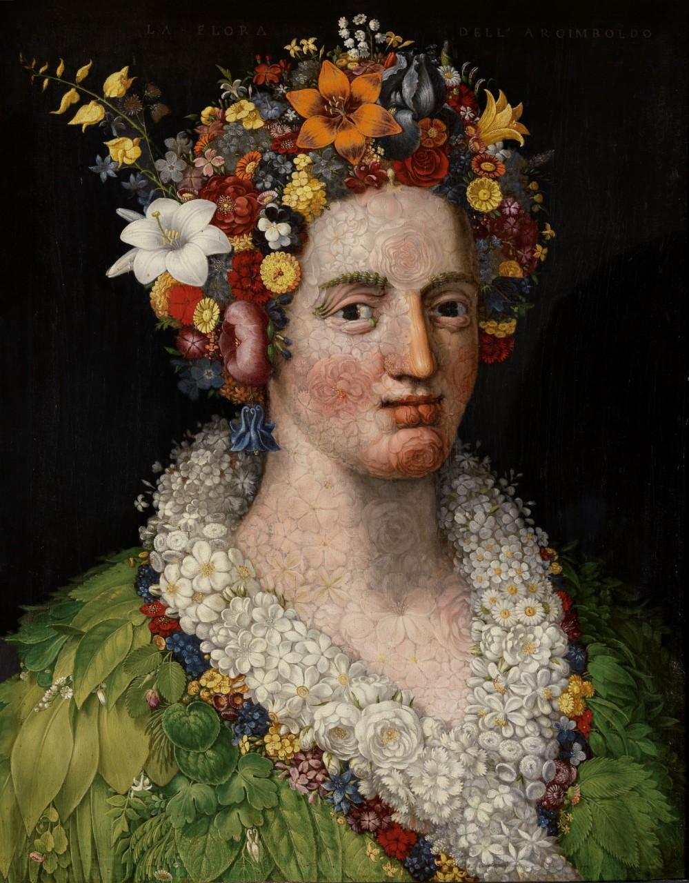 Seni Lukisan Potret Aneh & Kreatif Dengan Menggunakan ...