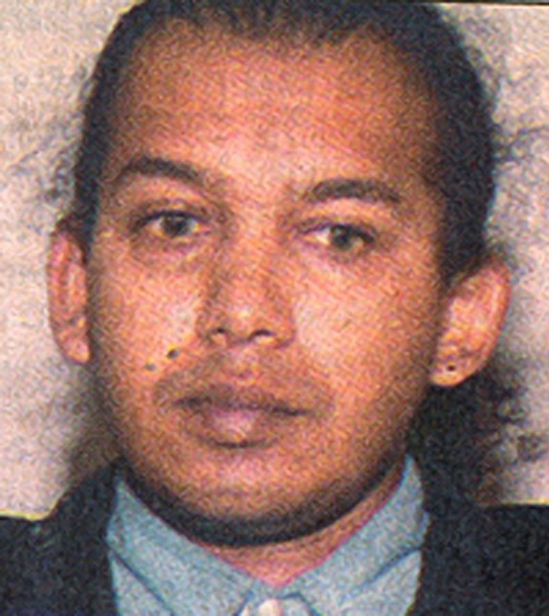 Convicted rapist Selva Subbiah. (Hout)