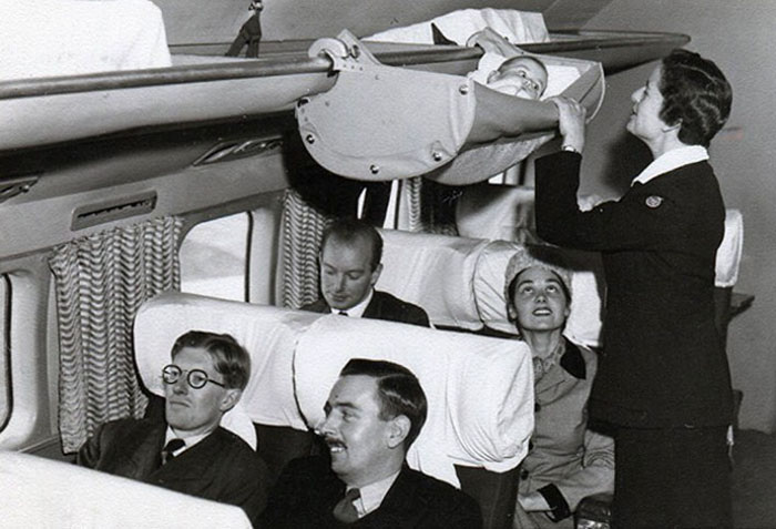 vintage-infants-airplane-skycot-boac-flights-5