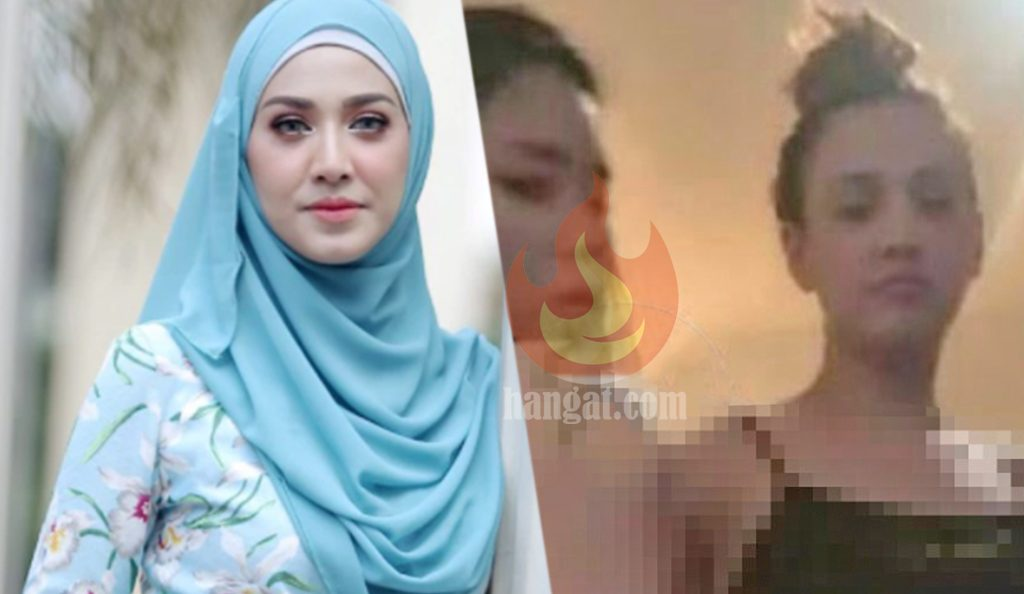 5 Artis Malaysia Ini 'Kantoi' Tayang Buah Dada  Apa Reaksi